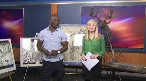 wbko interviews barbed wire man about his art youtube