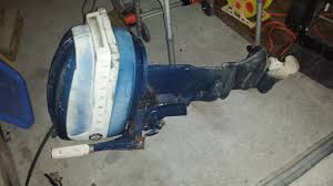 1958 evinrude 18 hp fastwin outboard boat motor youtube