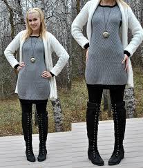 dana m dynamite sweater dress lulu s lace up boots hopeless