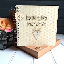 wedding gift journal wedding planning gift set lading for