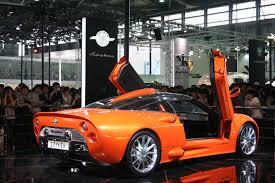 spyker interior spyker c8 aileron u0026 spyker c8 laviolette at shanghai auto show