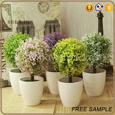 Artificial Decorative Trees For The Home Artificial Money Tree Plant Artificial Money Tree Plant Suppliers