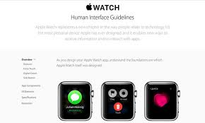human interface design apple updates apple human interface guidelines website with