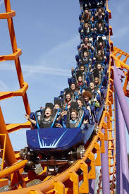 speed of roller coaster speed of sound walibi themeparks