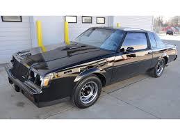 rare case u2013 unmodified 1987 buick grand national original paint cars