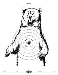 printable christmas targets printable shooting targets and gun targets nssf