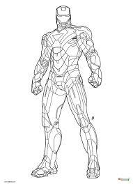 Coloriages Iron Man Da Spidey Mags Comix Inc Elij On Dibujos Para