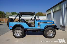 jeep cj renegade jane all dolled up with factory 1974 cj 5 renegade decals