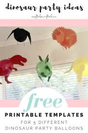 Birthday Decorations To Make At Home Best 20 Dinosaur Party Ideas On Pinterest Dinosaur Birthday