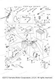 2000 yamaha warrior 350 wiring diagram pdf