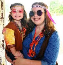 1960s costumes hippie and go go costumes