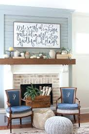 mantle decor how to decorate a fireplace mantel ezpass club