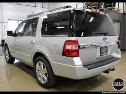 ford expedition 2017 2017 ford expedition platinum 4x4 loaded w less than 8k miles
