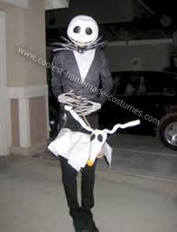 skellington costume handmade skellington costume skellington costume