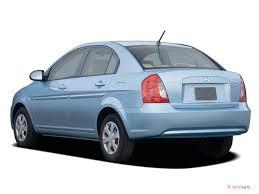 hyundai accent 4 door sedan image 2006 hyundai accent 4 door sedan gls auto angular rear
