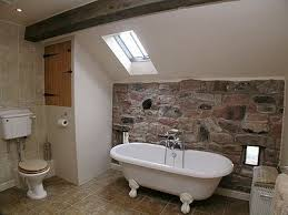 Belfast Sink In Bathroom Shawside Farm 3 Jpg