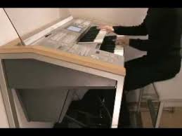 Star Wars Computer Desk Plays Star Wars Theme On Organ 2 Youtube