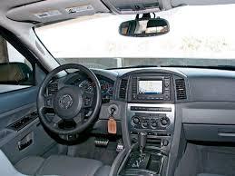srt8 jeep interior 2006 jeep grand srt8 road test photo image gallery