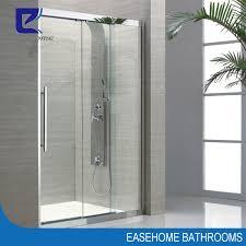 3 Panel Shower Doors 3 Panel Doors Sliding Glass Shower Doors Buy 3 Panel Doors