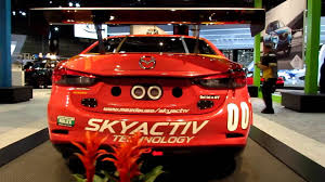 mazdaspeed cars mazdaspeed 6 race car at 2013 chicago auto show youtube