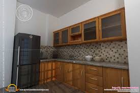 Interior Decoration In Home Kitchen Design In Kerala Kerala Home Design And Floor Plans