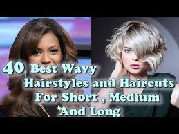 40 best wavy hairstyles for short medium and long hair 2017