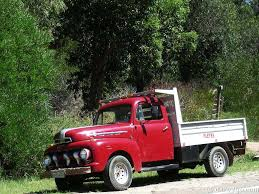Ford Vintage Truck - amazing old cars on the roads in uruguay u2013 everywhere dare2go
