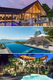 thai homes 10 amazing thailand villas with infinity pools personal chefs