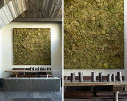 wall interior design moss walls the interior design trend that turns your home into a