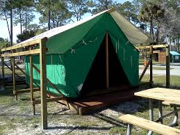 Permanent Tent Cabins Loxahatchee Florida Tent Camping Sites West Palm Beach Lion