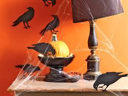 Halloween Decorations To Make At Home Martha Stewart Quick Easy Last Minute Halloween Decorating Ny