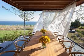 outdoor curtains walmart dining room contemporary with new england