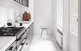 what to do with a small galley kitchen six tips to make the most of a galley kitchen country