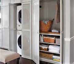Laundry Cabinet With Hanging Rod Laundry Cabinet With Hanging Rod Exclusive Home Design