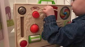 fisher price activity center youtube