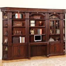 6 Bookcase Desk Bookcase Combo Wayfair