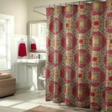 Burgundy Shower Curtain Liner Burgundy Shower Curtain Burgundy Shower Curtain And Yellow