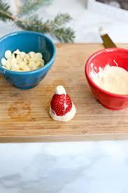 santa hats strawberry banana santa hats happy healthy