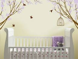 Nursery Decor Stickers Baby Nursery Decor Green Decoration Wall Decals Baby Nursery