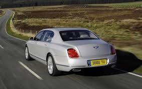 bentley flying spur exterior bentley continental flying spur saloon 2005 2012 photos parkers