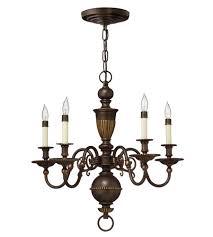 5 light bronze chandelier hinkley 4415ob cambridge 5 light 25 inch olde bronze chandelier