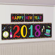 new year s setters happy new year 2018 setter wall decoration 670677