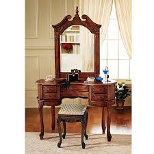 Antique Bathroom Mirrors Sale by Tips Modern Mirrored Makeup Vanity For The Beauty Room Ideas