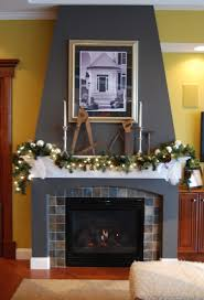 Rustic Mantel Decor Mantel Decorating Ideas For The Holidays