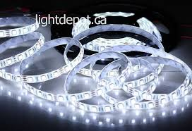 5 meter 12v non waterproof white led strip lighting 300 smd