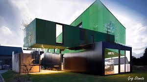 crossbox a small modern modular house youtube