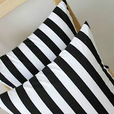 Striped Cushions Online Compare Prices On Black And White Striped Cushions Online