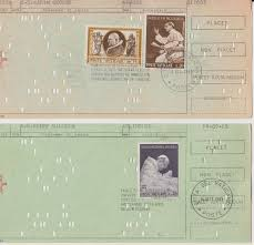 voting ballots from vatican ii pope paul vi papal artifacts