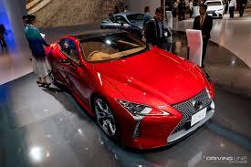 lexus lfa 2020 beyond the motor trending designs from tokyo motor show 2017