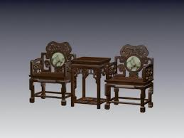 Wood Carving Free Download by Chinese Wood Carving Chair 3d Model 3dsmax Files Free Download